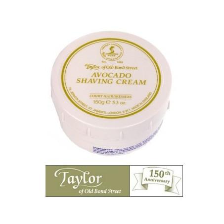 Crema  da barba Taylor all\'Avocado