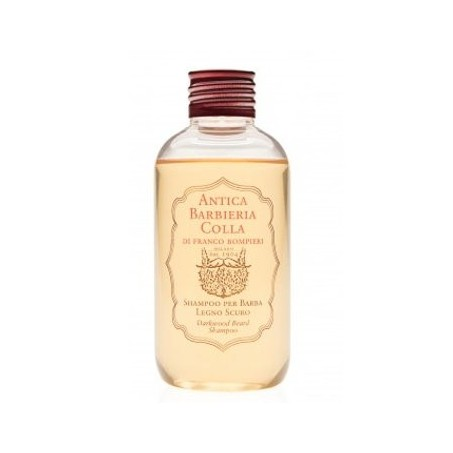 Antica Barbieria Colla Shampoo per Barba Legno Scuro