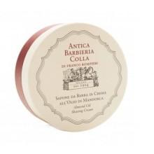 Sapone da Barba in Crema all\'Olio di Mandorla A. Barbieria Colla