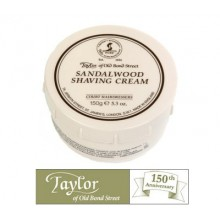 Sandalwood Shaving Cream - Taylor