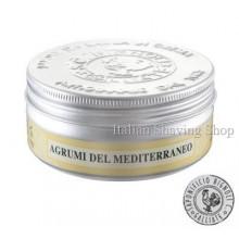 Sapone da Barba in Crema Agrumi del Mediterraneo - Bignoli