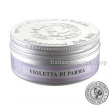 Sapone da Barba in Crema Violetta di Parma Saponificio Bignoli