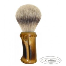 Pennello da barba in tasso manico Bamboo