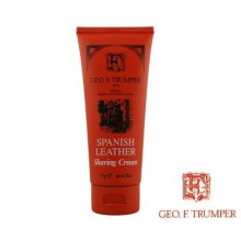 Crema da Barba Trumper Spanish Leather in tubo