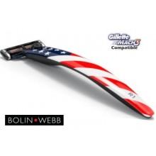 Rasoio Mach3 Bolin Webb R1 Glory Special Edition