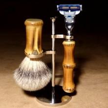 Set da barba Rasoio Mach3 e...