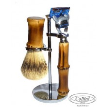 Fusion Shaving Set  Bamboo...