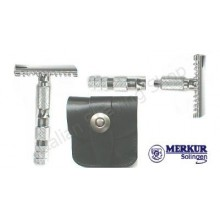 Merkur Travel Safety Razor 985