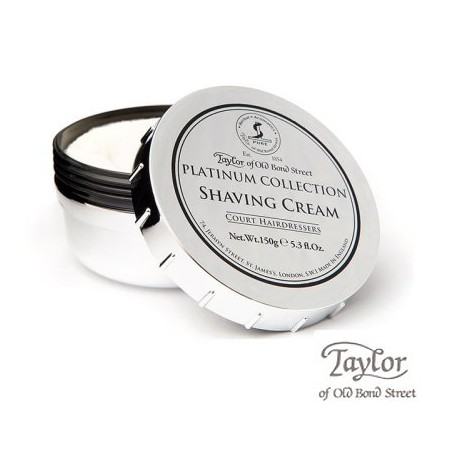 Crema  da barba Taylor Platinum Collection