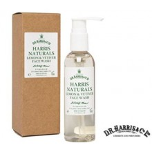 D.R. Harris Naturals Lemon And Vetiver Face Wash 100 ml