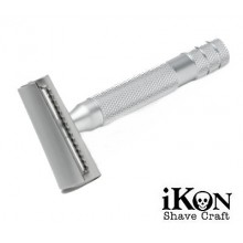 iKon X3 Slant Safety Razor - Bulldog Handle