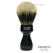 Zenith 507 N Black Manchurian Badger Shaving Brush