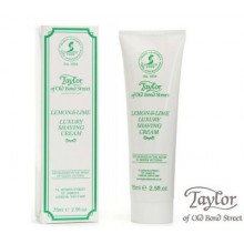 Crema  da barba Taylor Lemon & Lime in tubo