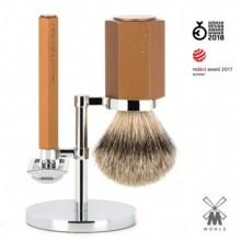 Shaving set Muhle, handles...