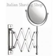 Double Deluxe Scissor Mirrors Ø17 - Piazza