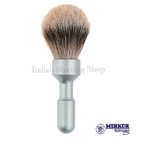 Pennello da barba in tasso Merkur Futur