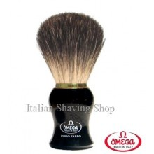 Omega 666 Badger Shaving Brush