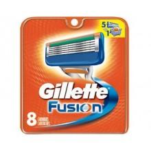 Confezione da 8 Lame Gillette Fusion Made in USA
