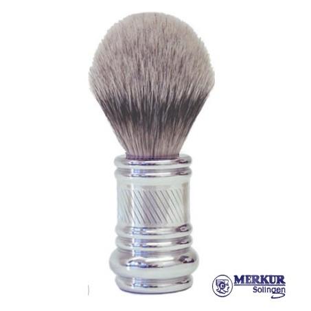 Pennello da barba in tasso Merkur 138