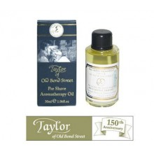 Pre Shave Aromatherapy Oil - Taylor