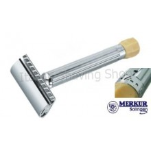 Merkur Progress 510 Safety Razor - long handle