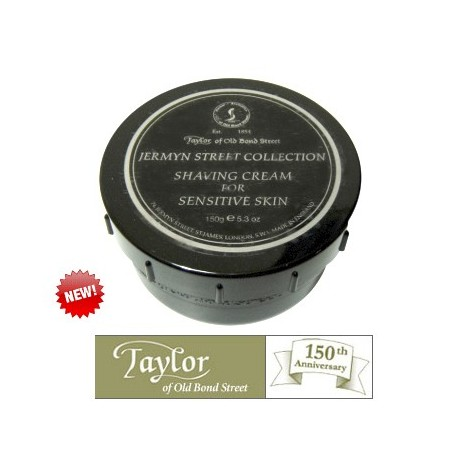 Crema  da barba Taylor Jermyn St. Collection Pelli Sensibili