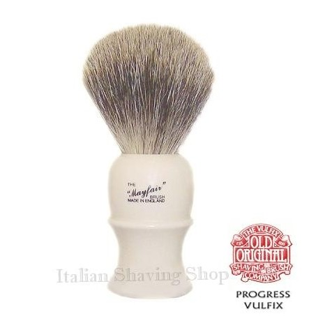 Pennello da barba  in tasso Vulfix London Series Mayfair