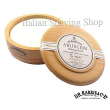Arlington Wood Shaving Soap Bowl D.R. Harris