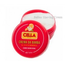 Crema da barba Cella all\'olio di mandorla