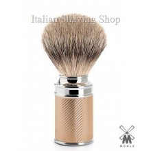 Mühle M 89 Rosegold Badger Shaving Brush