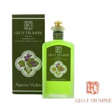 Ajaccio Violets Cologne Glass 100 ml - Trumper