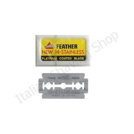 Pacchetto 10 lamette Feather