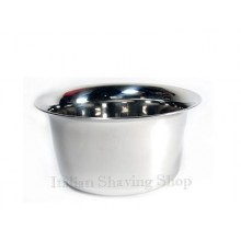 Shaving Soap Bowl stainless steel