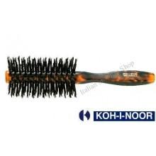 Spazzola per capelli tonda Ø6 KOH-I-NOOR Mod. 204