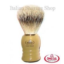 Omega 620 Badger Shaving Brush