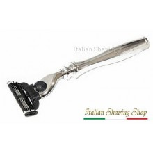 MACH3 Razor with Chrome Brass Handle