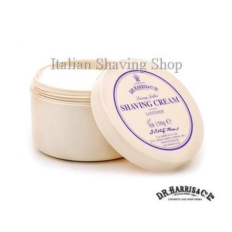 Crema da barba D.R. Harris Lavender 150 g