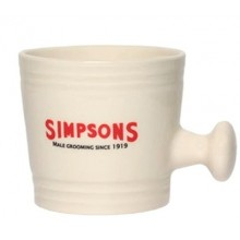 Simpson Shaving Mug (Large)