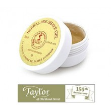 Herbal Pre Shave Gel - Taylor