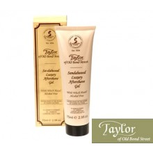 After shave gel sandalwood - Taylor