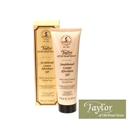 After shave gel sandalwood - Taylor