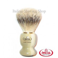 Omega 621 Badger Shaving Brush