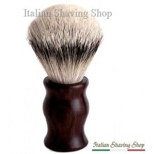 Badger Shaving Brush with Ebony Wood handle