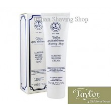 Almond Shaving Cream Tube - Taylor