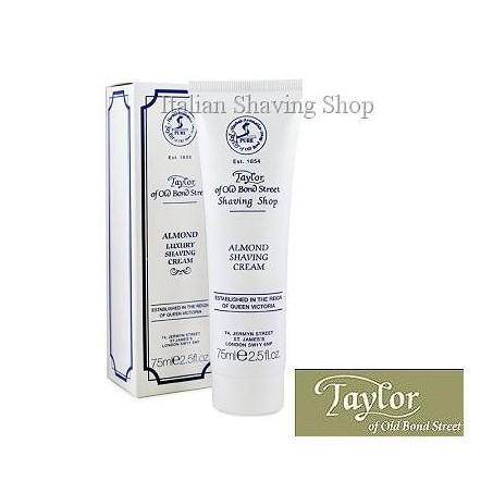 Crema  da barba Taylor alla Mandorla in tubo