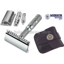 Merkur Travel Safety Razor 933