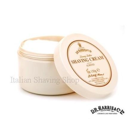 Crema da barba D.R. Harris Almond 150 g