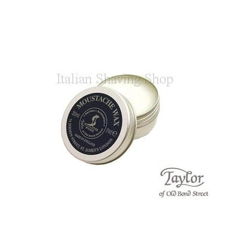 Cera fissante per baffi 30 ml Taylor