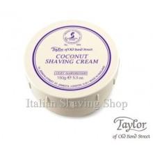 Crema  da barba Taylor Coconut
