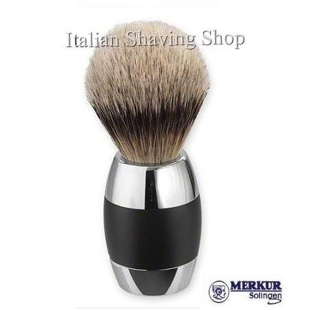 Pennello da barba in tasso Merkur 120
